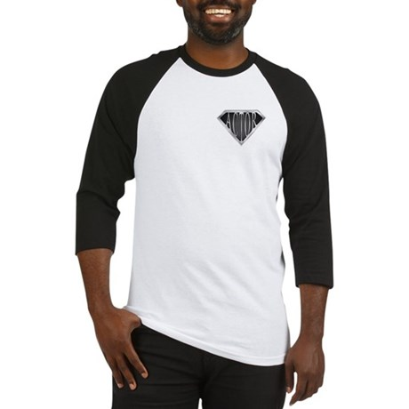 SuperActor(metal) Baseball Jersey