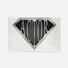 SuperActor(metal) Rectangle Magnet