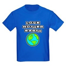 'Love Mother Earth' T