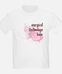 Surgical Technology Babe T-Shirt