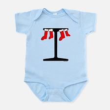 I Beam Stockings Infant Bodysuit