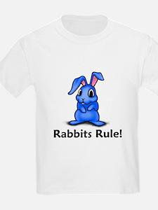 Rabbits Rule! T-Shirt