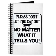 Cat Out Journal