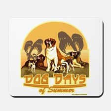 Dog Days of Summer Mousepad