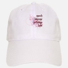 Speech Language Pathology Babe Baseball Baseball Cap