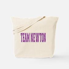 Team Newton Tote Bag