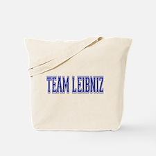 Team Leibniz Tote Bag