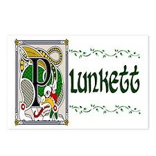Plunkett Celtic Dragon Postcards (Package of 8)