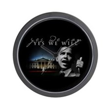 Unique Obama victory Wall Clock