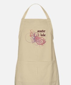 Scooter Babe BBQ Apron