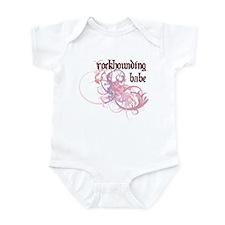 Rockhounding Babe Infant Bodysuit