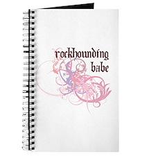 Rockhounding Babe Journal
