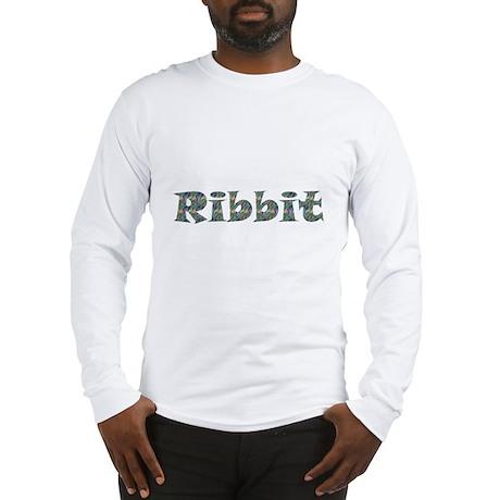 Ribbit Long Sleeve T-Shirt