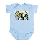 I'm Rad, You're Rad Infant Creeper