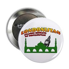 "Londonistan 2.25"" Button"