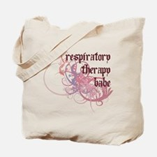Respiratory Therapy Babe Tote Bag