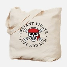 Instant Pirate Tote Bag