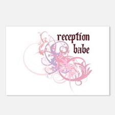 Reception Babe Postcards (Package of 8)