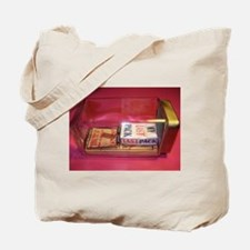 MY LAST PACK of CIGARETTES Tote Bag