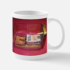 MY LAST PACK of CIGARETTES Mug