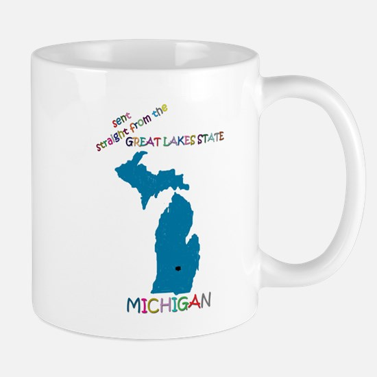 Michigan gift Mug