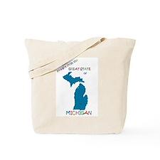 Michigan gift Tote Bag