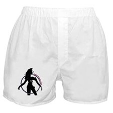 Your Hoop Boxer Shorts