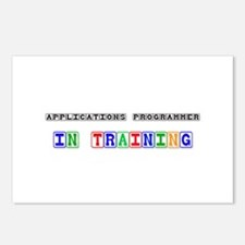 Applications Programmer In Training Postcards (Pac