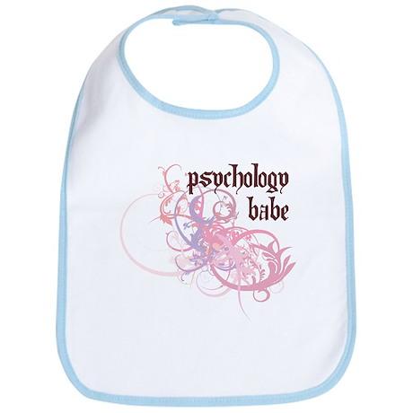 Psychology Babe Bib