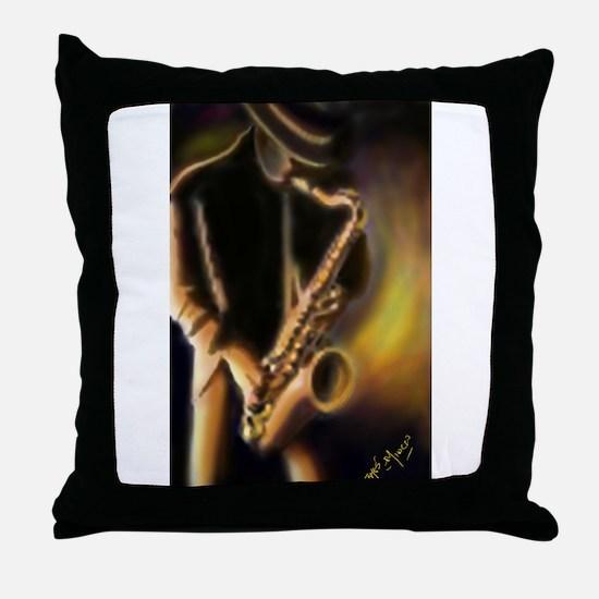 Cute Digitalart Throw Pillow