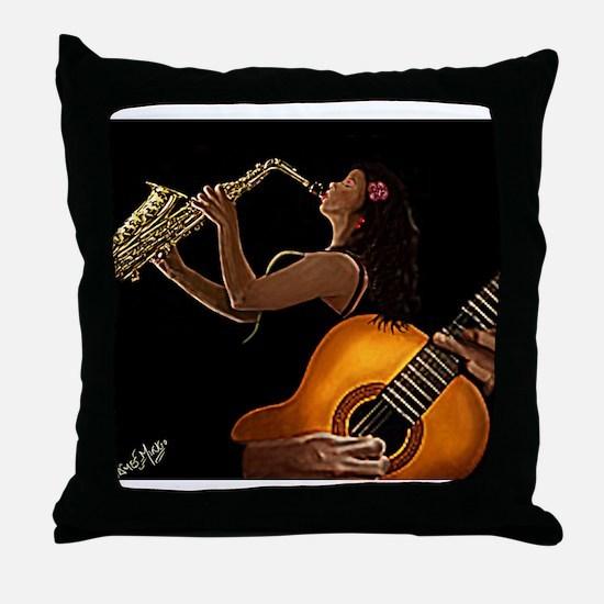 Cool Digitalart Throw Pillow