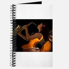 Cute Jazz blues Journal