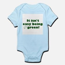 It isn't easy being green! Infant Creeper
