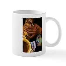 Unique The jazz singer Mug