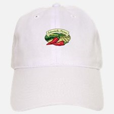 Salmonella Farms - Jalapeno Peppers Baseball Baseball Cap