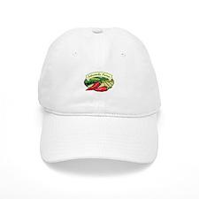 Salmonella Farms - Jalapeno Peppers Baseball Cap