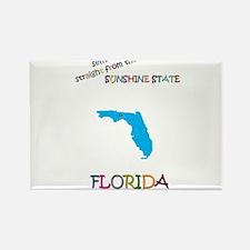 Florida gift Rectangle Magnet
