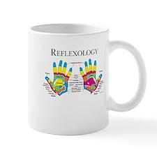 Custom Hand Reflexology Logo Mug