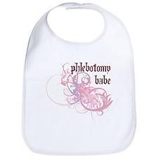 Phlebotomy Babe Bib