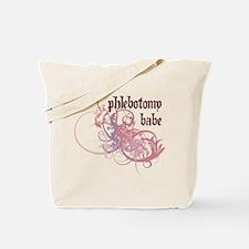 Phlebotomy Babe Tote Bag