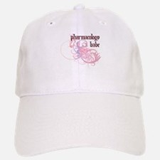 Pharmacology Babe Baseball Baseball Cap