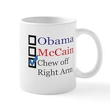 Chewing IS Easier! Mug