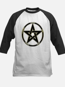 Earth, Air & Fire Pentagram Tee