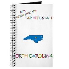 North Carolina gift Journal