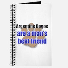Argentine Dogos man's best friend Journal