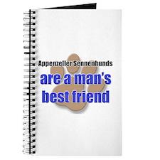 Appenzeller Sennenhunds man's best friend Journal