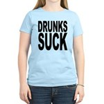 Drunks Suck Women's Light T-Shirt