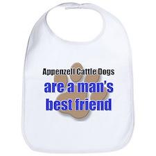 Appenzell Cattle Dogs man's best friend Bib