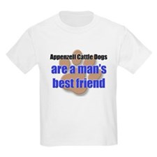 Appenzell Cattle Dogs man's best friend T-Shirt