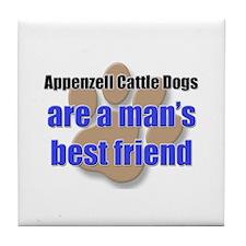 Appenzell Cattle Dogs man's best friend Tile Coast